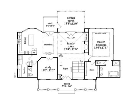 empty nest floor plans house plan 1997 hickory first floor plan empty nest