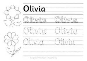 Name Tracing Templates by 17 Best Images Of Name Worksheets My Tracing Zaybriona