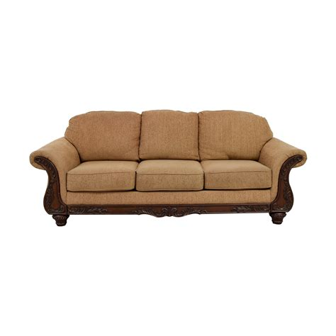 carved wood sofa bernhardt carved wood sofa okaycreations net