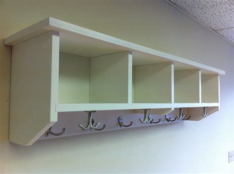 entry way shelf entryway storage shelf hooks stabbedinback foyer