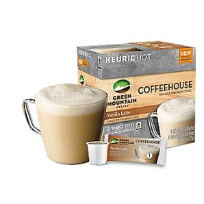 K Cup Sweepstakes - coffeehouse vanilla latte keurig k cup coffee sweeps mumblebee inc