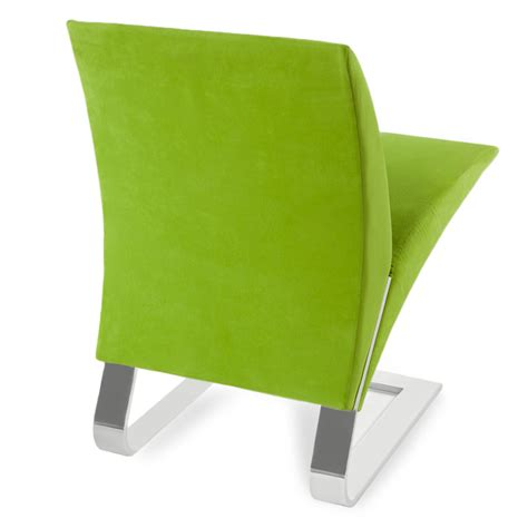 Bouncing Chair by Upholstered Microfiber Bouncy Dining Or Desk Chair Zuri Furniture