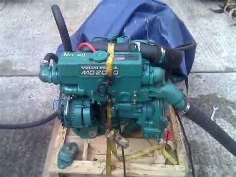 volvo penta 2020 saildrive rebuilt volvo penta md2030 29hp marine diesel engine