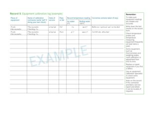 Weekly Reading Log Template Forms Fillable Printable Sles For Pdf Word Pdffiller Equipment Calibration Log Template