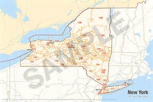 New York Zip Map by Search The Maptechnica Printable Map Catalog Maptechnica