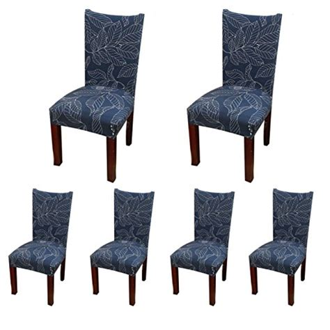 4 x soft fit stretch short dining room chair covers 6 x soulfeel soft spandex fit stretch short dining room