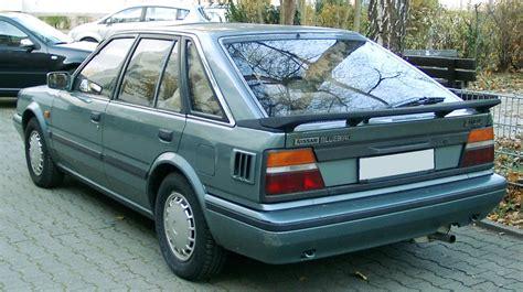 nissan sunny 1990 engine image gallery nissan hatchback 1990