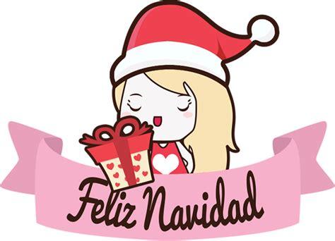 imágenes de navidad kawaii kawaii miaw feliz navidad