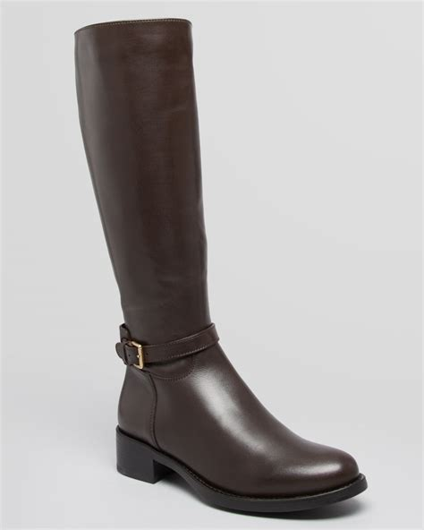 la canadienne boots la canadienne boots in brown lyst