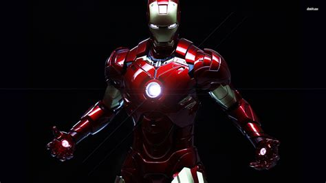 wallpaper 3d iron man iron man hd wallpapers