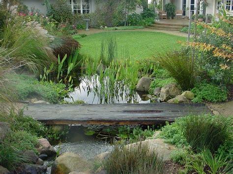 is a backyard pond an ecosystem backyard ecosystem pond natural bridge ponds pinterest
