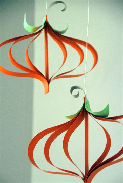 Paper Pumpkin Crafts For - 48 awesome fall crafts for