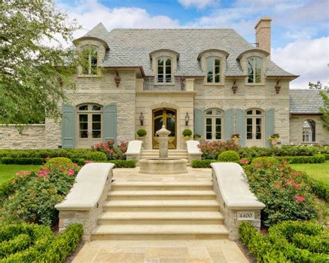 french country estate a recently completed country french estate in dallas
