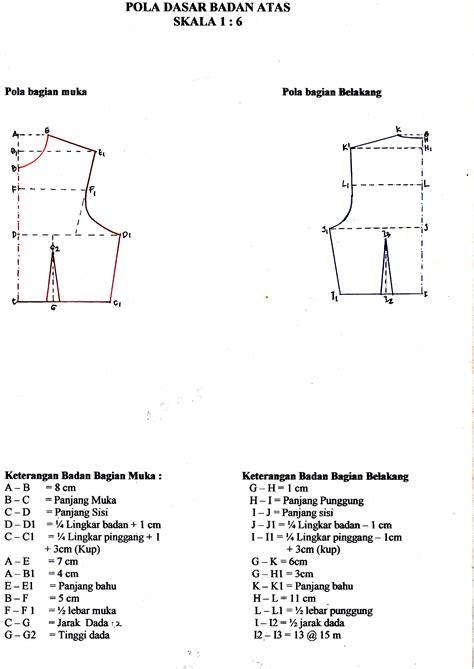 dasar membuat pola baju ebook download cara menjahit jubah dewasa fesyen jubah moden rachael