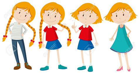 Short Hair clipart kid hair   Pencil and in color short hair clipart kid hair