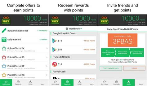 Earn Play Store Gift Card - how to earn free google play credit and google play gift cards