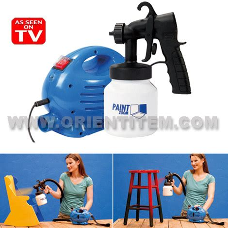 spray painter on tv paint zoom power sprayer os tvh029 manufacturer from china