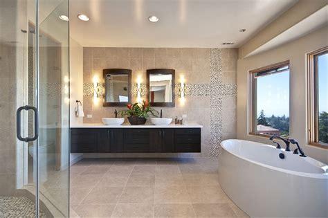 Modern Master Bathroom Design Montclair Master Bath Design Contemporary Bathroom San Francisco By Revive Home Design