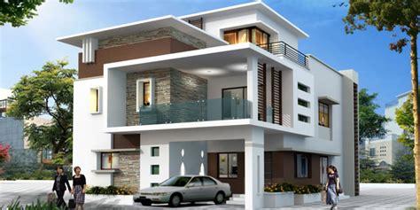 Lake View Villas Gvn Constructions At Manikonda Hyderabad House Plans In Chennai Individual House