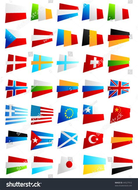 flags of the world most popular colour online image photo editor shutterstock editor