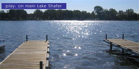 Lake Shafer Cabin Rentals by Pin By Patty On Lake House Living