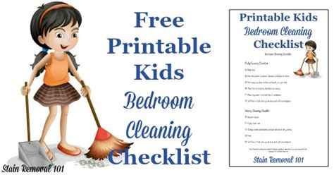 bedroom cleaning checklist bedroom cleaning checklist help expectations
