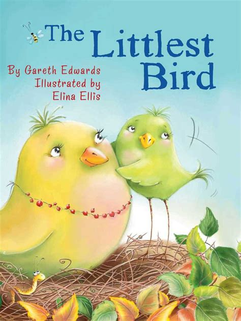 bird picture books new picture book the littlest bird by gareth edwards