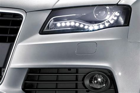 Audi A4 Headlight by 2008 Audi A4 Led Headlights Audi A4 Parts And