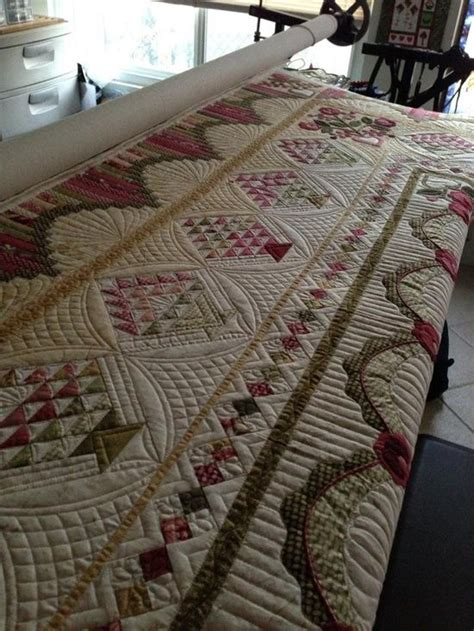 great longarm quilting borders quilting