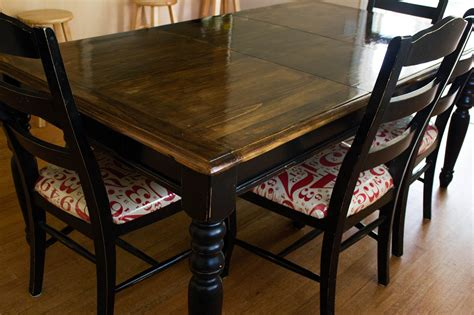 refinish wood table top refinish dining room table top peenmedia com