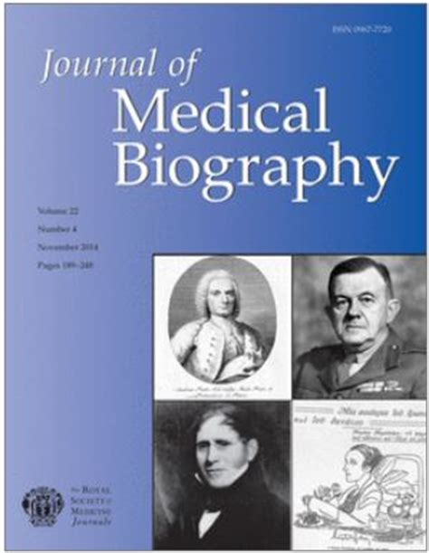 journal of biography and autobiography history of science medicine bodleian history faculty
