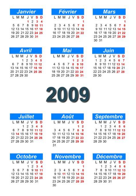 Calendrier Juin 2009 Calendrier 2009 224 Imprimer Et 224 T 233 L 233 Charger En Pdf Abc