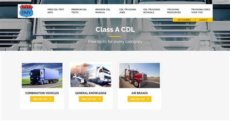 test cdl how to get a cdl cdl test cdl test answers dmv
