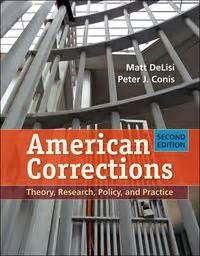 american corrections american corrections theory research policy and