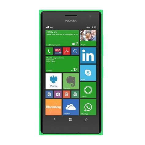 nokia lumia 735 tecnica prezzi nokia lumia 735 smartphone