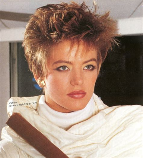 older womens hair cuts from the 80s short spikey hairstyles for older women hair style and