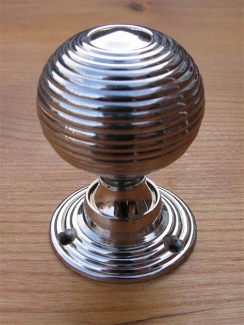 Kode Nb01 period brass nickel door knobs latches