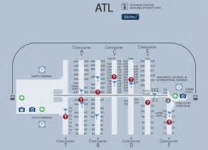 airport in atlanta map atlanta airport map so in need of this valleys