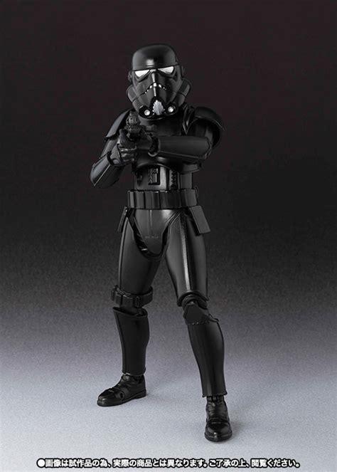 New Wars Trooper Spandex Ltd s h figuarts x wars shadow trooper tamashii nation