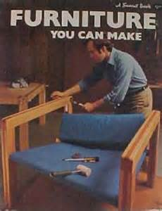 build mid century modern furniture plans table chair