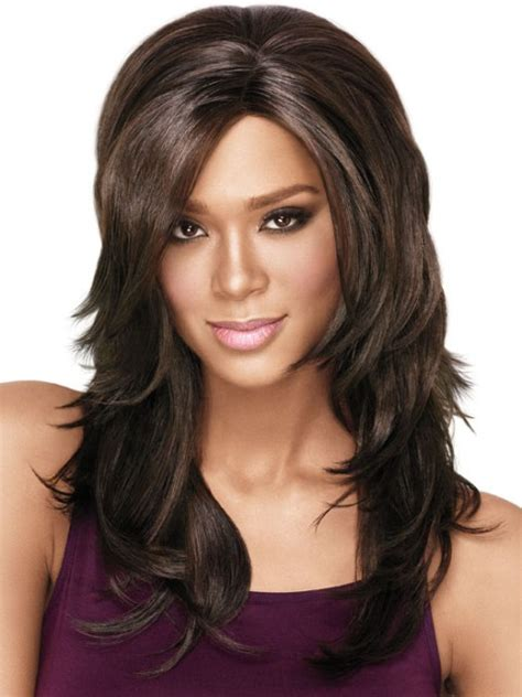 layered african american hair layered cuts for african american hair short hairstyle 2013