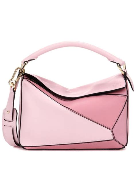 Remax Clutch Bag Fuchsia Fashion Single 218 Bg loewe puzzle small leather shoulder bag in pink lyst