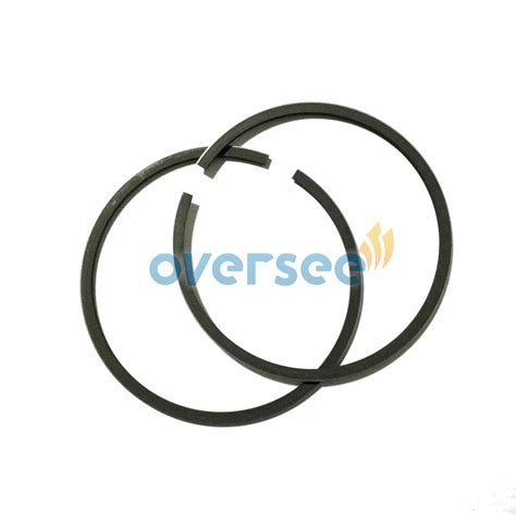 Ring Hp Branded 6k5 11601 02 00 piston ring set std for yamaha 60hp 70hp outboard engine parts ebay