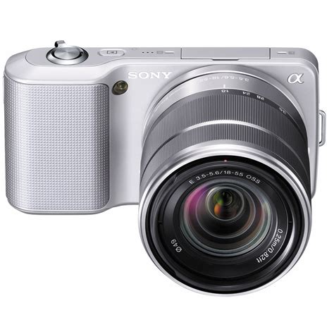 Digital Sony Lens sony alpha nex 3 interchangeable lens digital nex3k