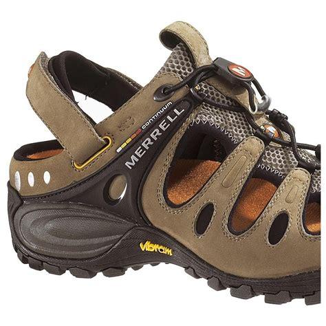 sports sandals uk merrell chameleon cargo mens sports sandals from charles