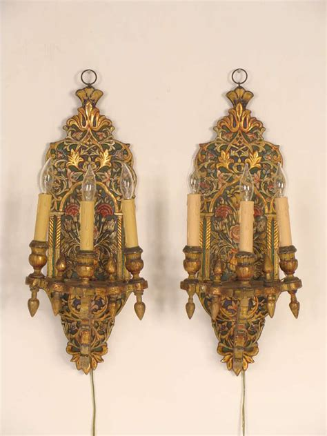 Moroccan Wall Sconce Moroccan Wall Sconces For Sale At 1stdibs