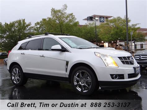 cadillac preowned pre owned 2011 cadillac srx premium collection sport