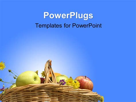 free nutrition powerpoint templates powerpoint template collection of different healthy