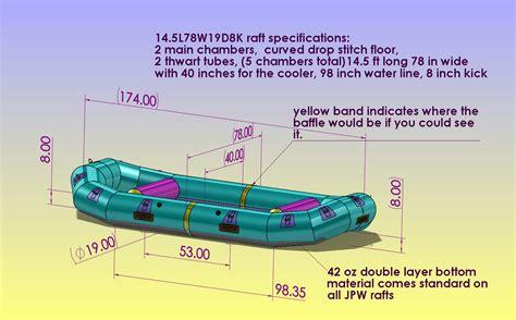 parts of rafting boat jpw self bailing whitewater raft custom design table 2016