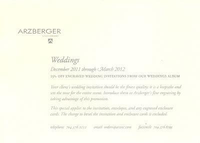 wedding invitation sle hayden avery stationery wedding invitation sale